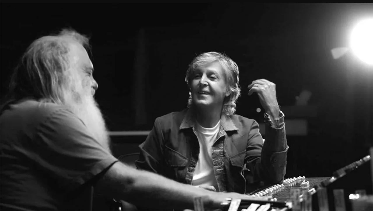 McCartney 3,2,1, una nueva obsesión para Beatlemaniacos