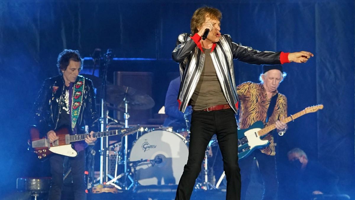 """Los Rolling Stones lanzan la canción """"Troubles A' Comin"""""""
